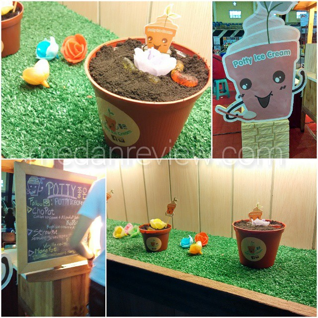 Potty Ice Cream : Es Krim Pot Aneka Rasa