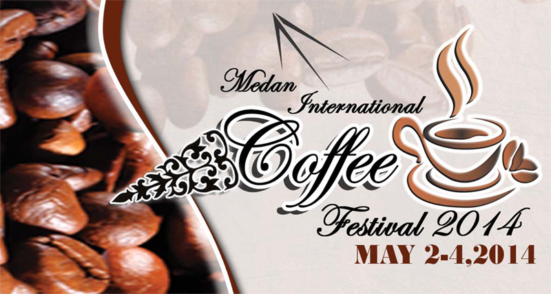Medan International Coffee Festival (MICF) 2014