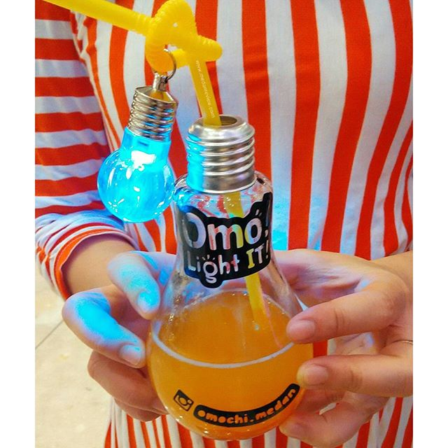 Omochi Medan : Light It!