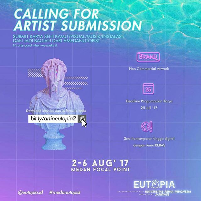 EUTOPIA : Art Exhibition, Workshop & Art Market (#2)