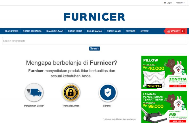 Furnicer.com