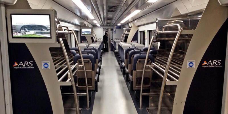 Jadwal dan Tarif Kereta Api Bandara Medan (Railink)