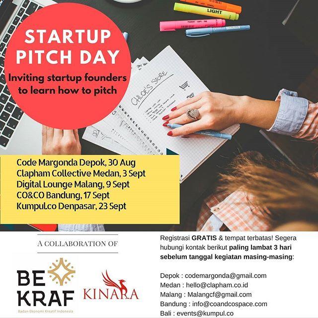 Halo Startup Founders di Medan