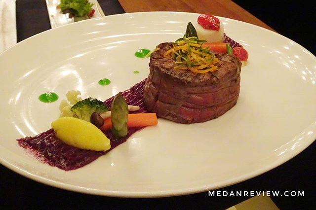 Australian Wagyu Beef Tenderloin Karya Chef Amin Gihon Prime Steakhouse