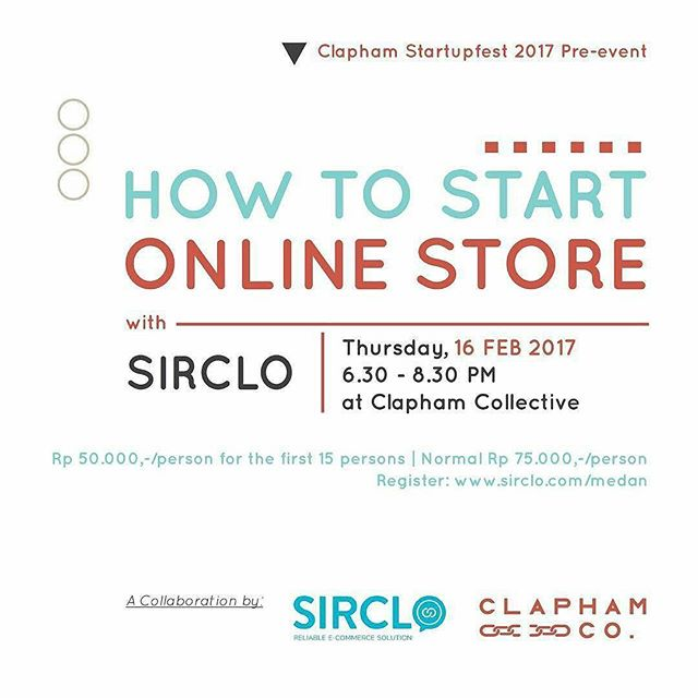 How to Start Online Store with SIRCLO