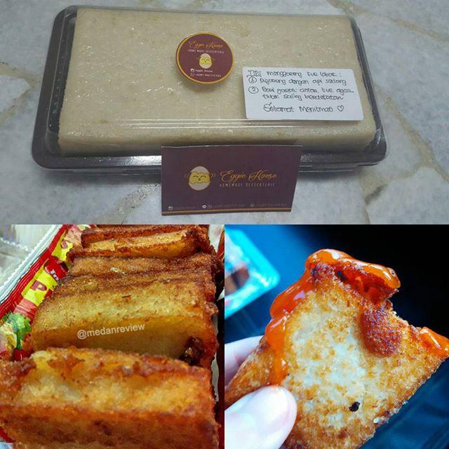 Chai Thau Kue (Kue Lobak / Carrot Cake) Eggie House @eggie_house