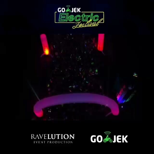 Gojek Electric Festival