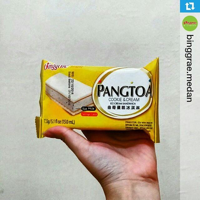 @binggrae.medan : Binggrae ice cream telah hadir di medan!! .