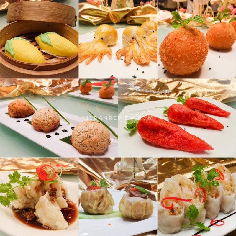 Jade Restaurant Relaunch Menu Dim Sum