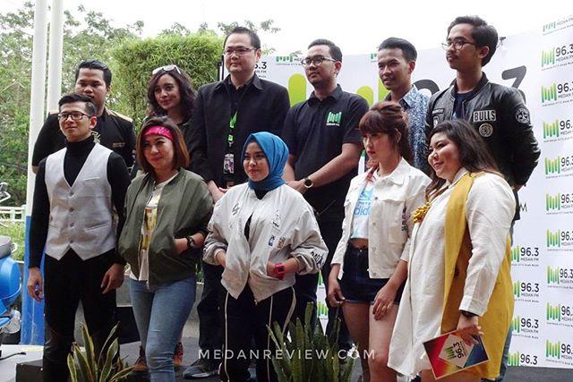 96.3 Medan FM Hadir Berkonsep Baru, Juaranya Hits Anak Muda