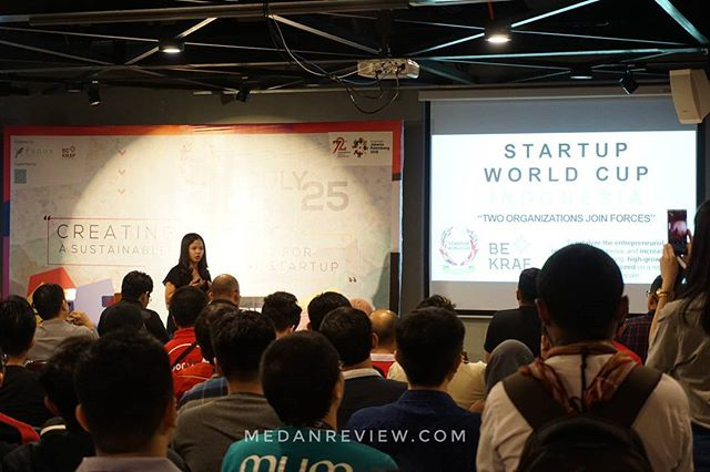 Bekraf - Fenox VC Startup World Cup Nation Roadshow: Creating a Sustainable Environment for Digital Startups