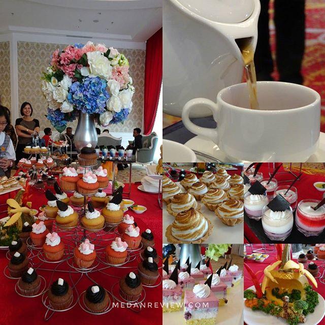 Sensasi High Tea di Adimulia Hotel Medan