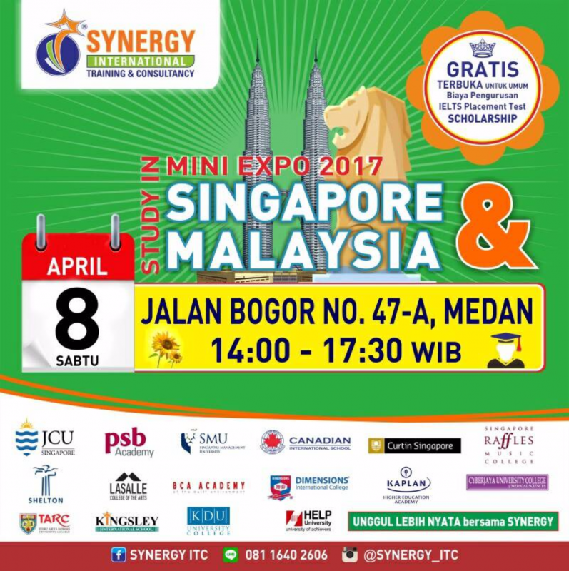 Synergy iTC : Program Education Mini Expo