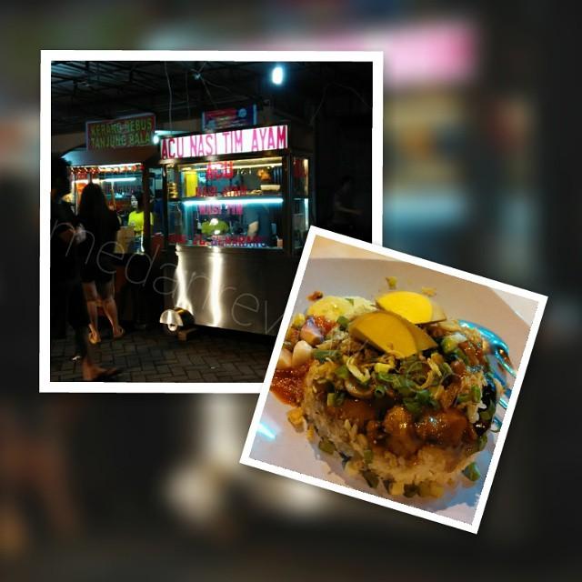 Acu Nasi (Tim) Ayam Jalan Semarang