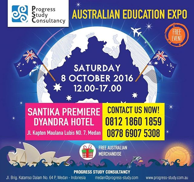 Australia Education Expo 2016