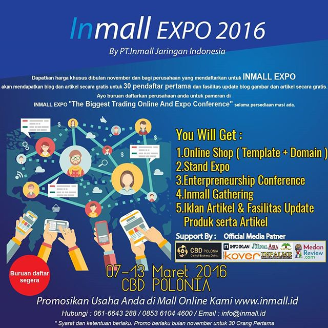 Inmall Expo 2016