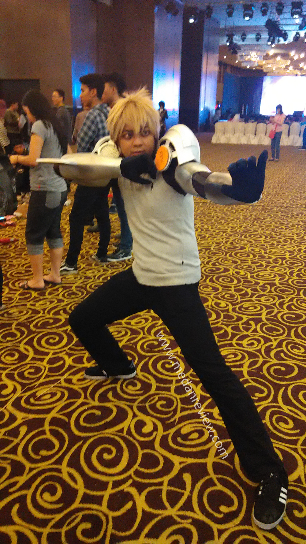 CLAS:H 2016, Cosplayer #3