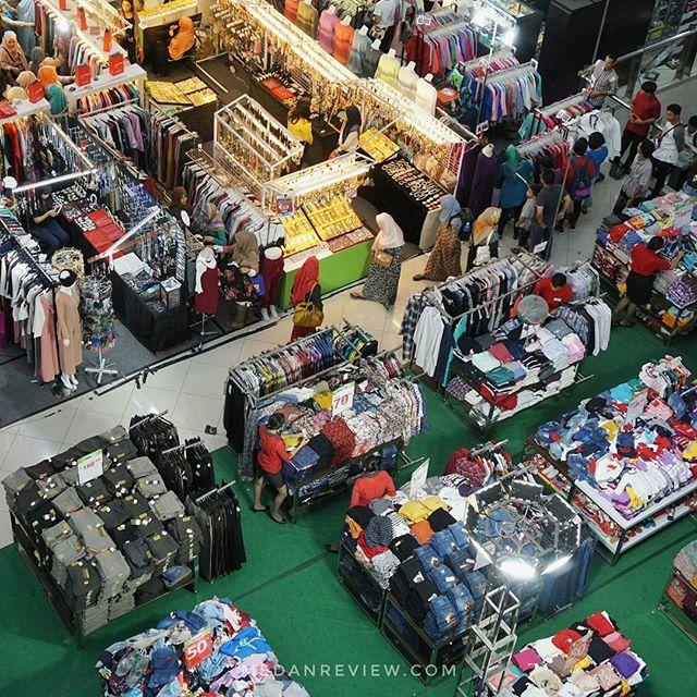 1 Day Sale : Dapatkan Diskon Hingga 80% di Plaza Medan Fair