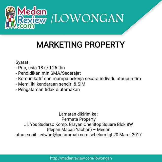 Lowongan Kerja Marketing di Permata Property