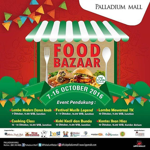 Food Bazaar Palladium Mall 2016