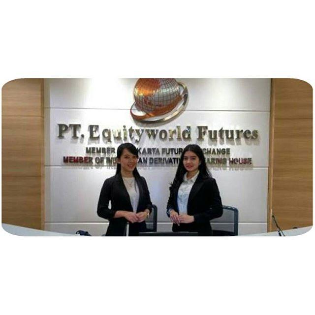 Lowongan PT. Equityworld Futures, Medan
