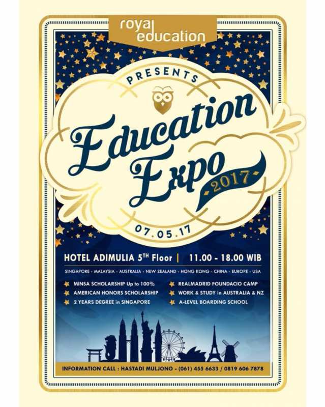 Royal Education Expo 2017
