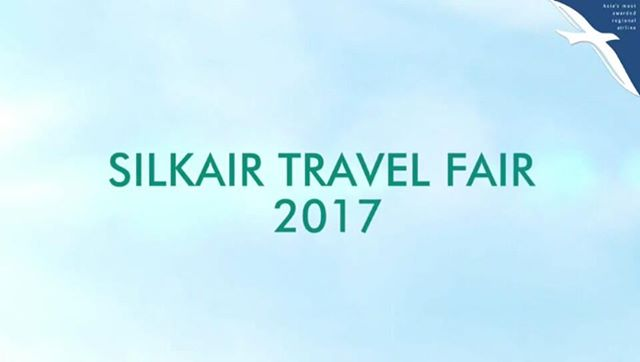 SILKAIR TRAVEL FAIR 2017 : 23 - 26 Februari 2017