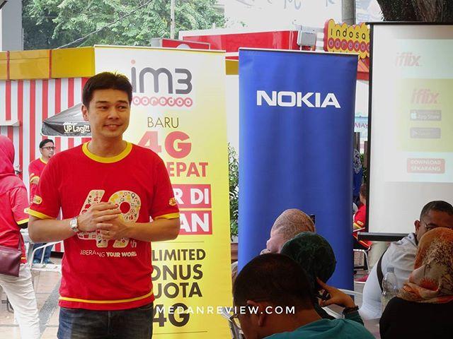 Indosat Ooredoo Medan Meluncurkan Jaringan 4G Tercepat