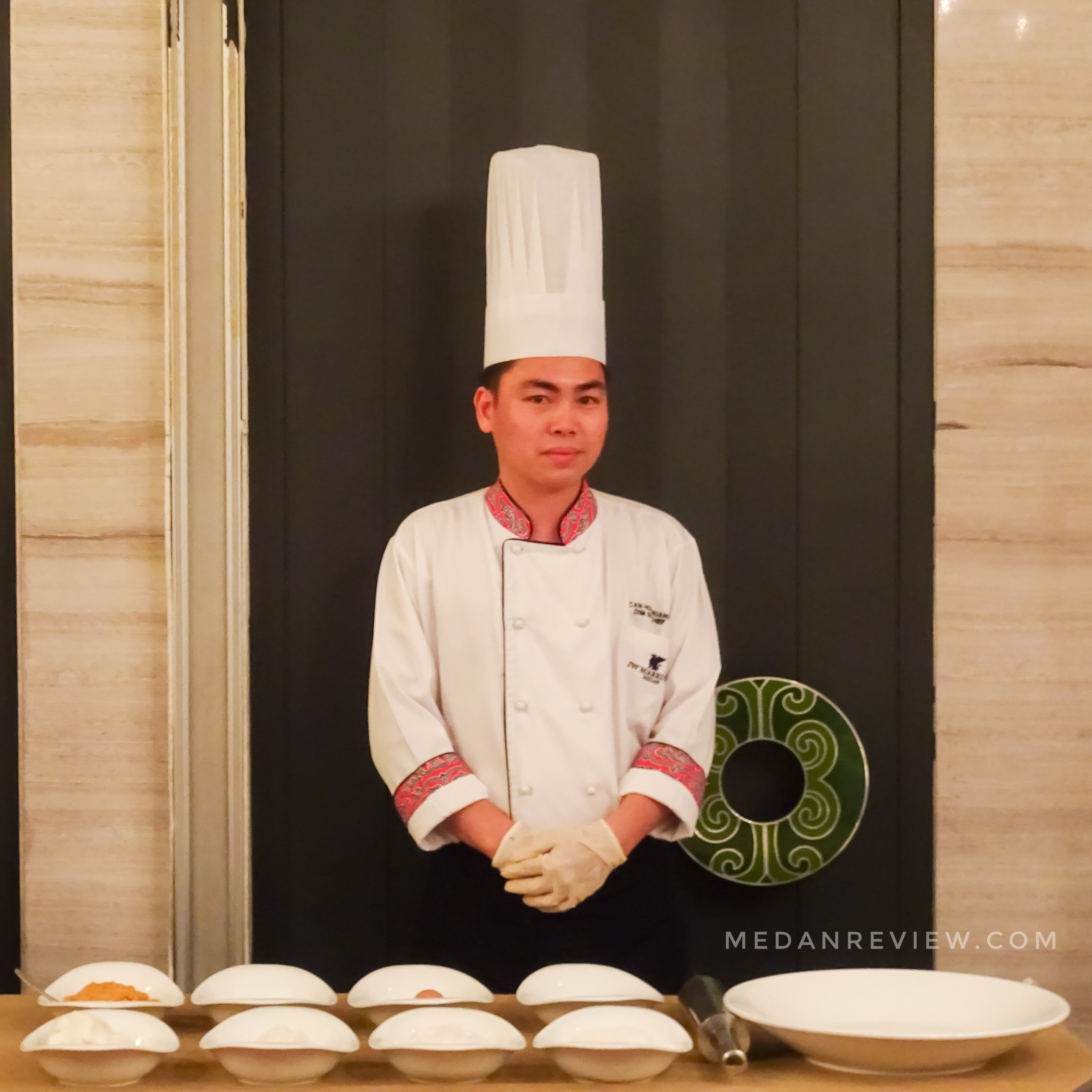 Chef Can Huan Huang