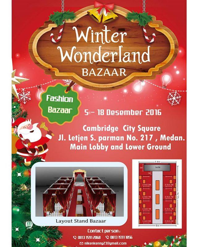 Winter Wonderland Bazaar 2016