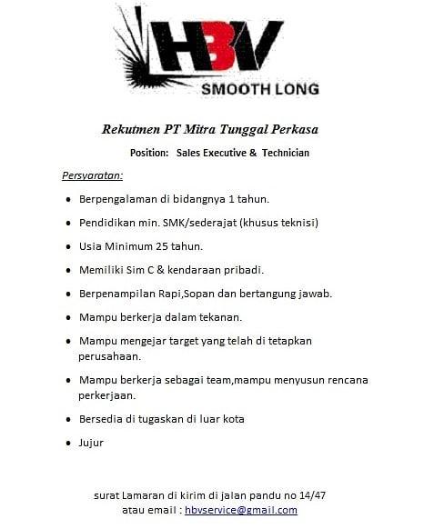 Image Result For Lowongan Sales Sales Admin Executive