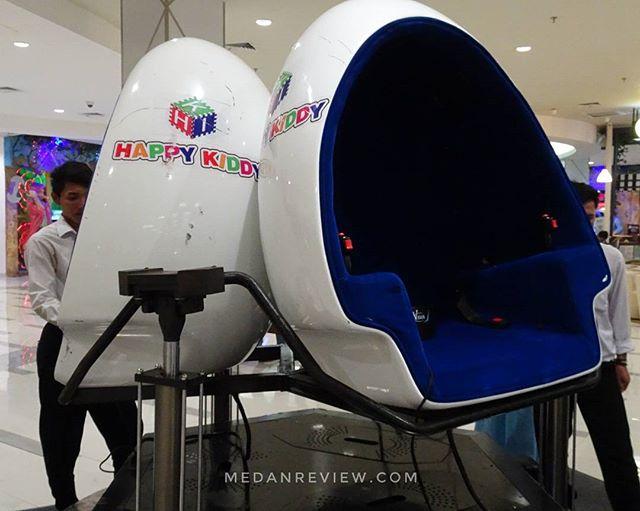 Happy Kiddy - Membawa Imajinasi Ke Dunia Virtual Reality (VR)