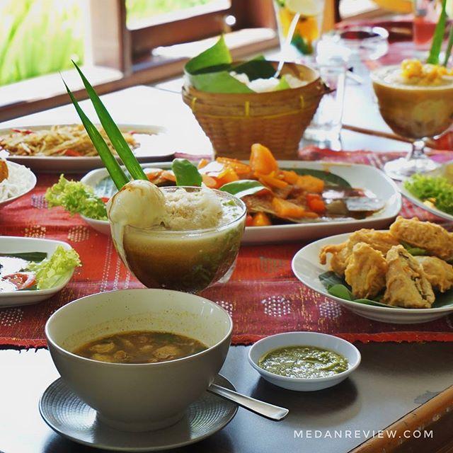 Kenanga Garden - Menikmati Kuliner Nusantara Berlatar Alam Yang Asri