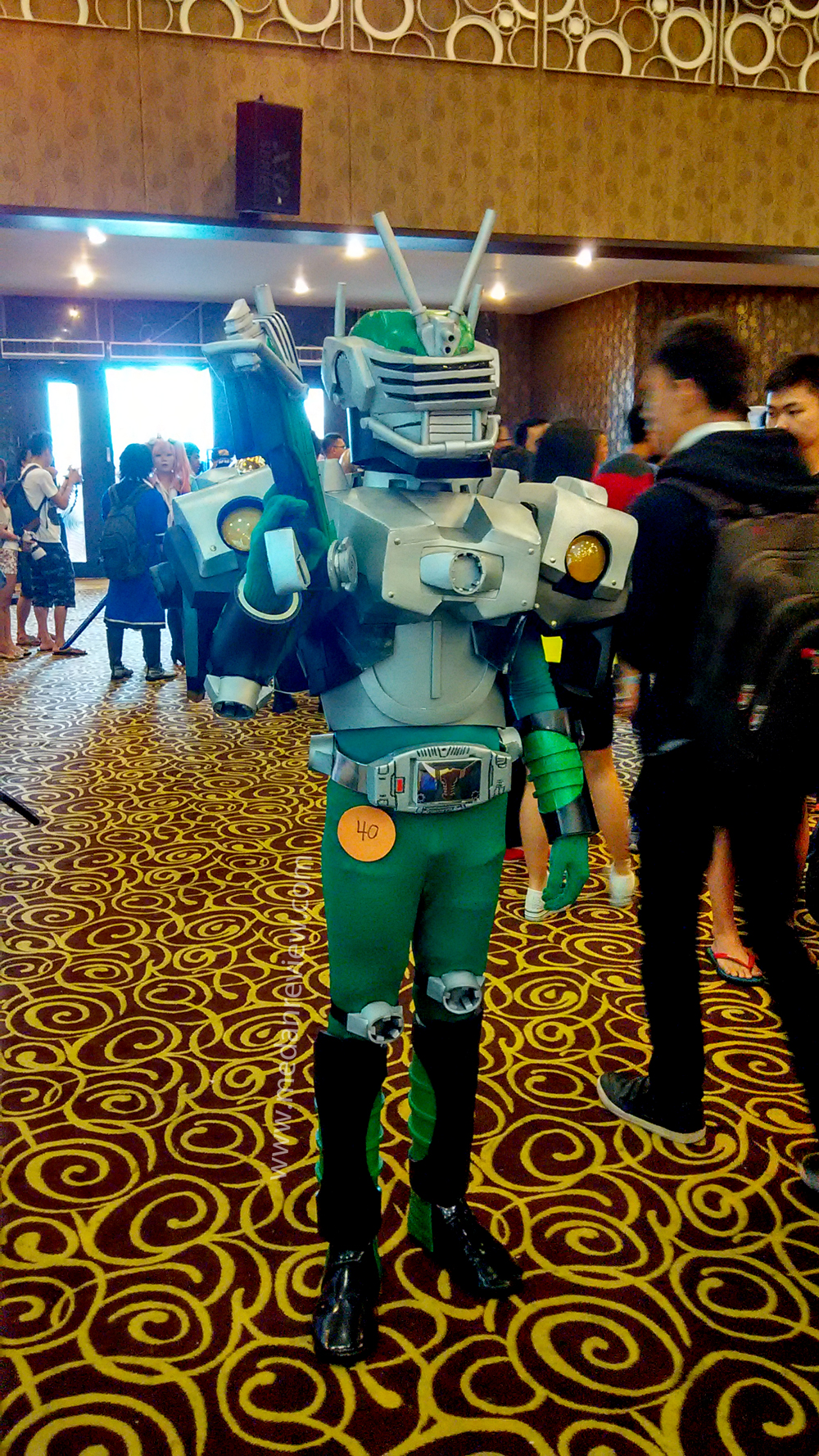 CLAS:H 2016, Cosplayer #9
