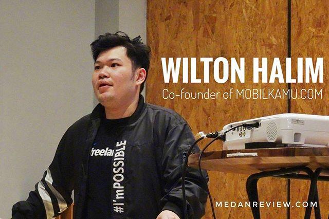 Cerita Startup ala Wilton Halim (Co-founder Mobilkamu.com)