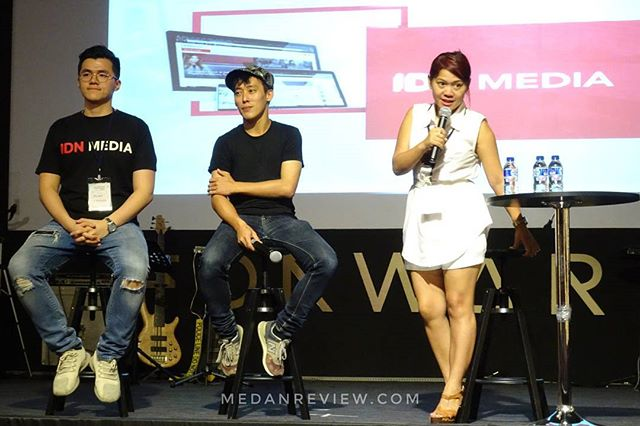 Clapham Startupfest 2017 : Media Panel bersama Darwis Taniwan, William Utomo, Nuniek Tirta