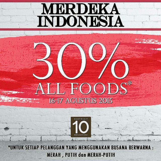 MERDEKA INDONESIA!