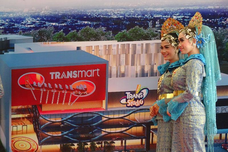 Transformasi Hemes Place Polonia : Transmart Carrefour dan Trans Studio Mini Akan Hadir di Kota Medan