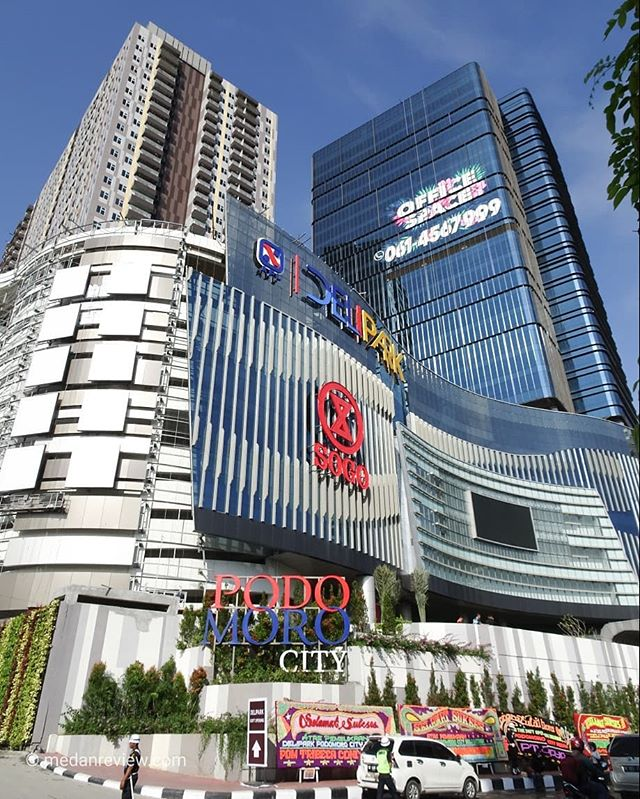 Delipark Mall Podomoro City Medan Berkonsep Luxurious Sebagai Ikon Baru Kota Medan Event Medan Dan Sekitarnya