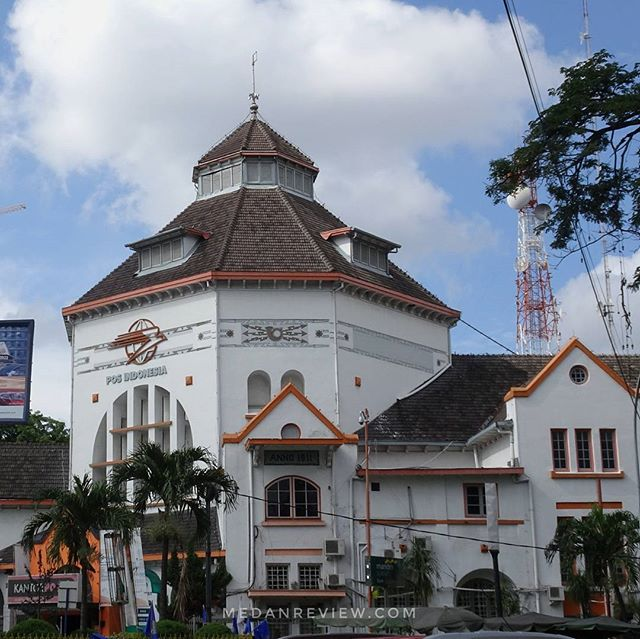 Kantor Pos Pusat Kota Medan