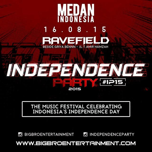 Independence Party 15 (#IP15)