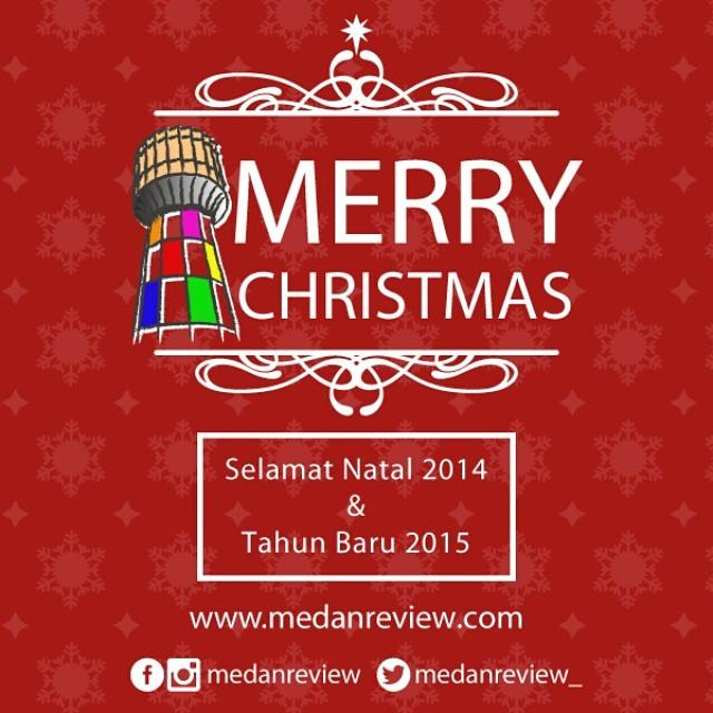 Selamat Natal 2014 dan Selamat Tahun Baru 2015