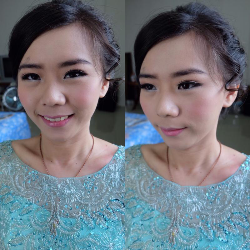 DesyLim Make Up Artist and Hairdo (IG : @desymakeupartist)