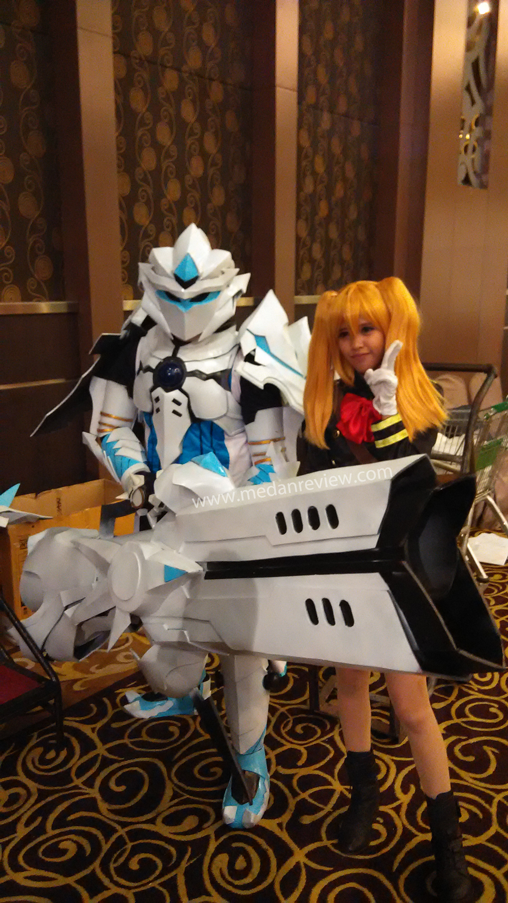 CLAS:H 2016, Cosplayer #8