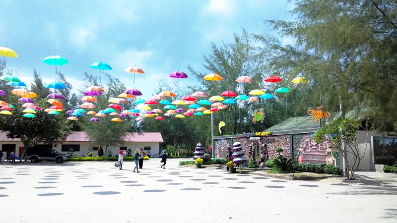 Pantai Bali Lestari Wisata Medan Dan Sekitarnya