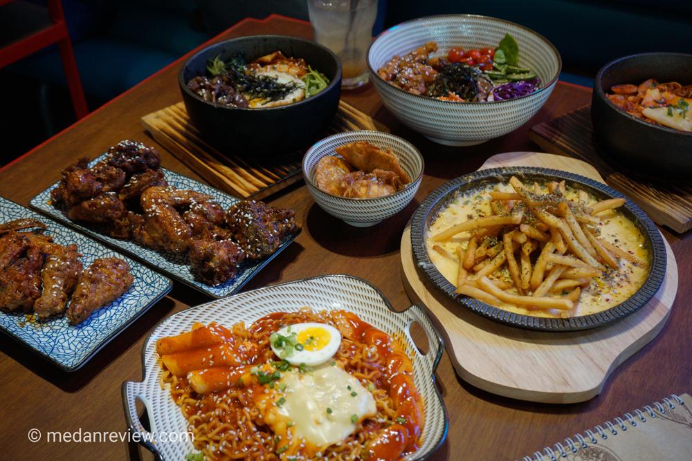Jinjja Chicken Korean Halal Restaurant Kuliner Medan Dan Sekitarnya