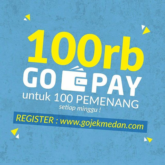 GO-PAY Lucky Draw