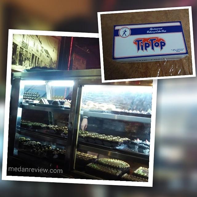 TipTop Restaurant Bakery and Cake Shop : Resto Legendaris Kota Medan