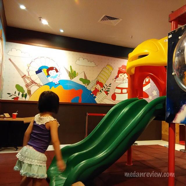 Tempat Bermain Umum Anak-Anak