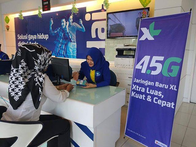 XL Axiata Paling Siap Layani Pelanggan Mudik di Medan